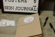 The Young Band's travelling journal makes its debut